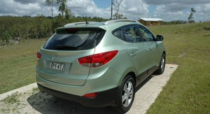 2012 Hyundai ix35 Review