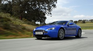 Aston Martin V8 Vantage S Review