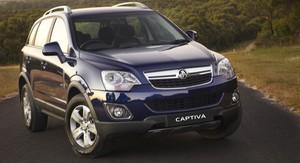 2011 Holden Captiva Review