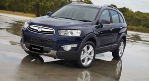 2011 Holden Captiva Review
