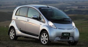 2012 Mitsubishi i-MiEV Review