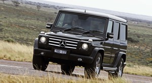 Mercedes-Benz G55 AMG & G350 Review
