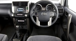 2012 Toyota LandCruiser Prado Review