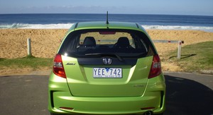 Honda Jazz Review