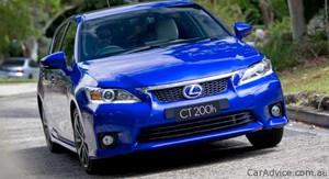 Lexus CT 200h F Sport Review