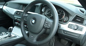 BMW 520d Touring Review