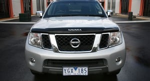 Nissan Navara ST-X 550 Review
