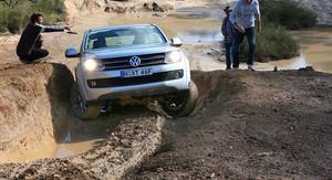 Volkswagen Amarok off-road review
