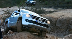 Volkswagen Amarok off-road review