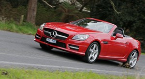 Mercedes-Benz SLK 200 & 350 Review