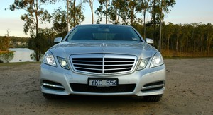 Mercedes-Benz E 250 Review