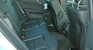 Mercedes-Benz E 250 Review