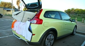 Volvo C30 DRIVe Review