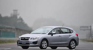 2012 Subaru Impreza Review