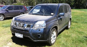 Nissan X-Trail & Pathfinder Off-road Review