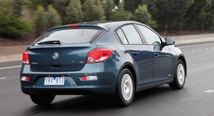2011 Holden Cruze Hatch Review Caradvice
