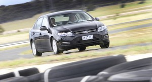 2012 Ford Falcon EcoBoost Review