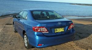 Toyota Corolla Review