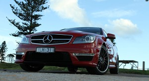 Mercedes-Benz C63 AMG Coupe Review