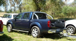2013 Nissan Navara Review