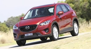 Mazda CX-5 Diesel Review