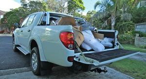 Mitsubishi Triton Review