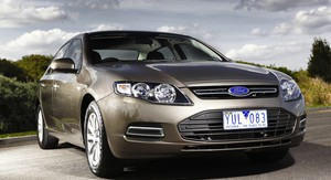 Ford Falcon EcoBoost Review