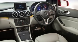 Mercedes-Benz B-Class Review