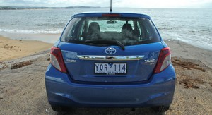 Toyota Yaris Review