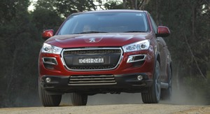 Peugeot 4008 Review