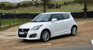 Suzuki Swift Sport Review: On Track