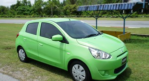 Mitsubishi Mirage Review