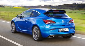 Opel Astra OPC Review