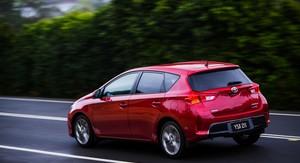 2013 Toyota Corolla Review