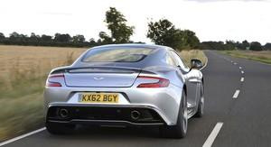 Aston Martin Vanquish Review