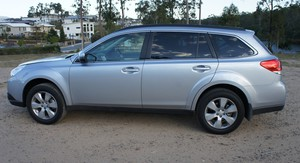 Subaru Outback Review: Long-term report
