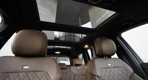2013 Mercedes-Benz GL350 Review