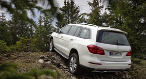 2013 Mercedes-Benz GL350 Review