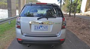 2012 Holden Captiva 7 Review Caradvice