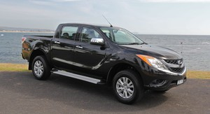 2012 Mazda BT-50 Review