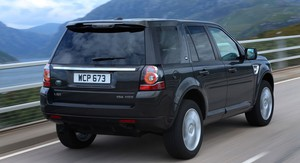 2013 Land Rover Freelander 2 Review