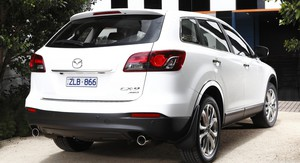 2013 Mazda CX-9 Review