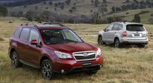 2013 Subaru Forester Review