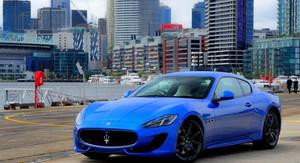 Maserati GranTurismo Sport Review