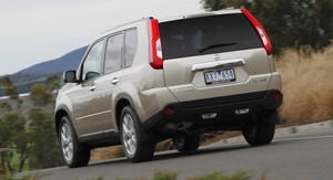 2013 Nissan X-Trail Review