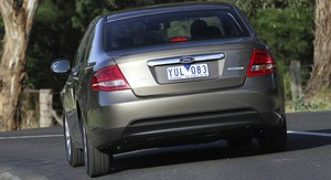 2013 Ford Falcon XT EcoBoost Review