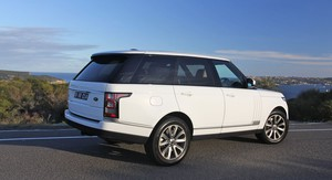 2013 Range Rover SDV8 Review