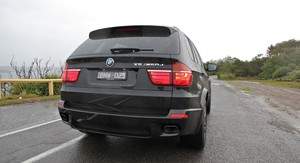 BMW X5 M50d Review