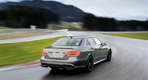 2013 Mercedes-Benz E63 AMG Review