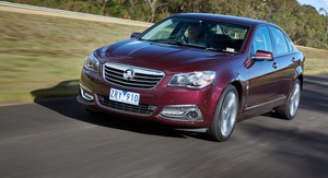 2013 Holden VF Calais Review